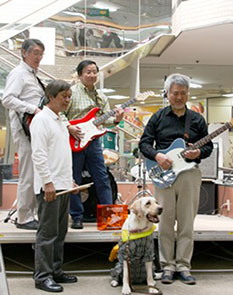 今年も「盲導犬チャリティーコンサート」は大盛況でした。